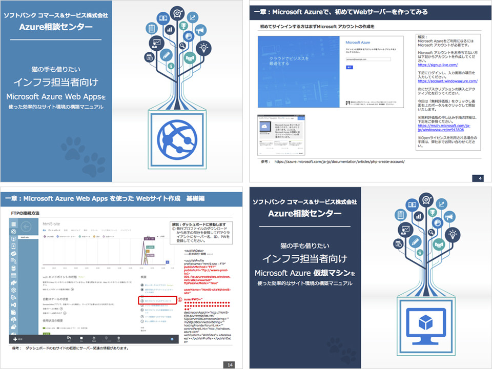 WebインフラエンジニアのためのAzureマニュアル