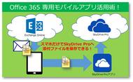 Office 365 専用モバイルアプリ活用術