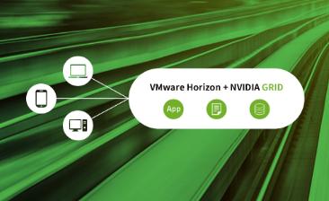 VMware Horizon + NVIDIA GRID