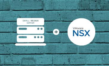 NSXを活用した小規模サーバー環境の保護