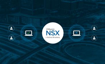 VMware NSX+Active Directory(セキュリティー管理強化)