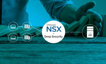 VMware NSX+Trend Micro Deep Securityで実現できるマイクロセグメンテーション